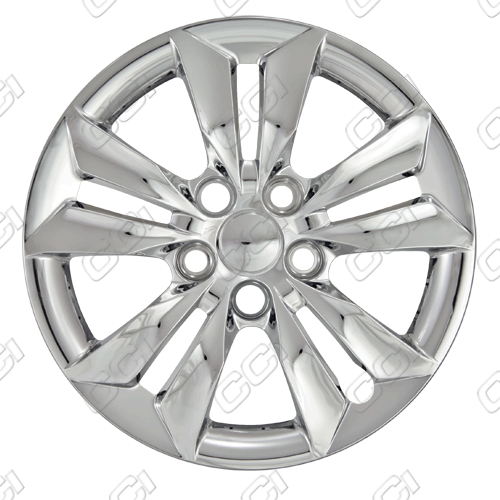 "Hyundai Sonata  2011-2013, 16"" 10 Spoke - Chrome Wheel Covers"