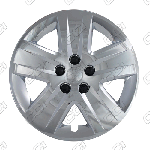 "Chevrolet Impala  2011-2013, 17"" 5 Spoke - Chrome Wheel Covers"