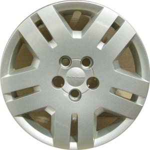 "Dodge Avenger  2011-2012, 17"" 5 Split Spoke - Chrome Wheel Covers"