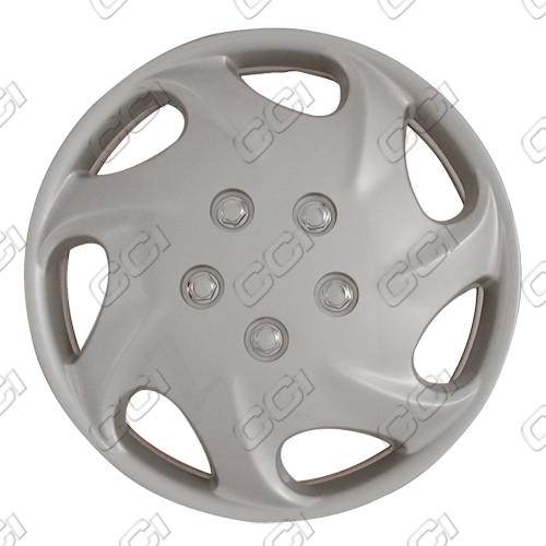 "Nissan Altima  1998-1999, 15"" 7 Spoke - Silver Wheel Covers"