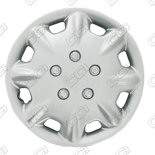 "Honda Accord  1996-1997, 15"" 8 Hole - Silver Wheel Covers"