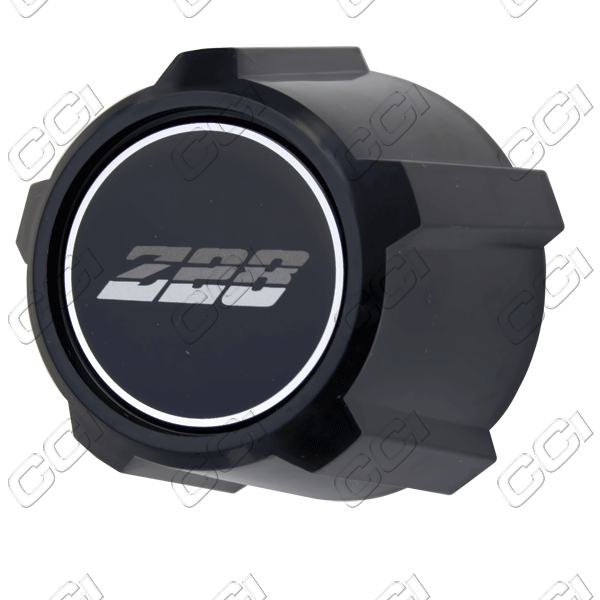 Chevrolet Camaro Z28 1982-1992 , Black W/ Black Wheel Center Caps