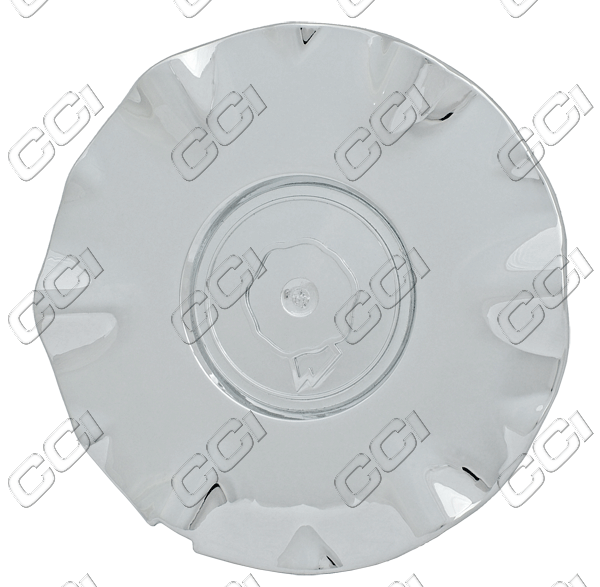 Chrysler Sebring Coupe  2001-2003 , Chrome Wheel Center Caps