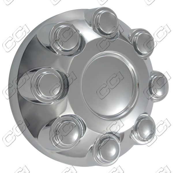 Dodge Ram 3500 (srw) 2003-2009 , Chrome Wheel Center Caps