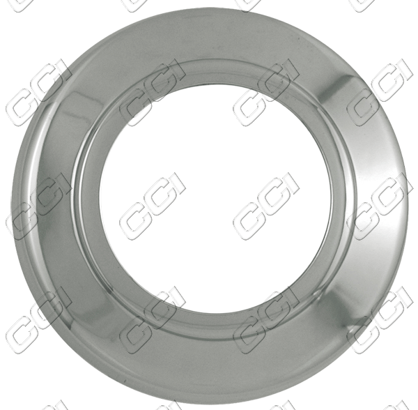 Ford Super Duty F250/350 1994-1998 4wd, Chrome Wheel Center Caps