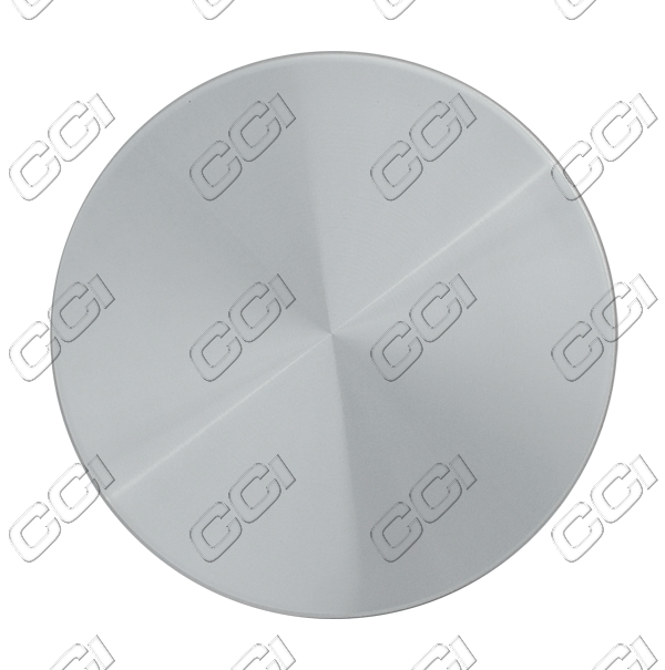 Mercury Sable  1996-1997 , Brushed Aluminum Wheel Center Caps