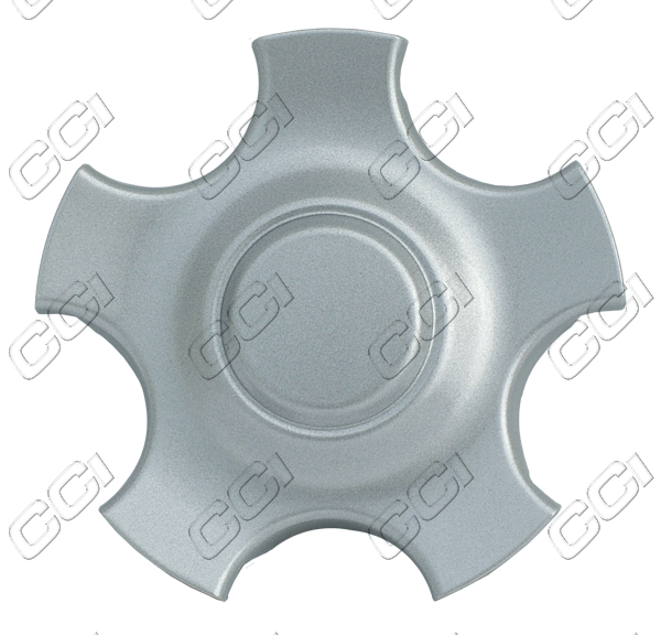 Ford Taurus  2000-2007 , Silver Wheel Center Caps