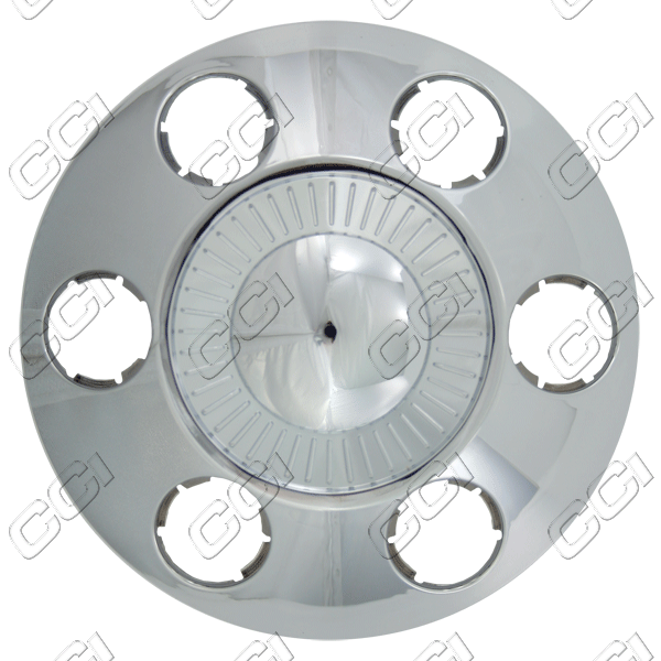 Ford F150  2008-2009 , Chrome Wheel Center Caps