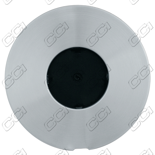 Buick Regal  1997-2000 , Brushed Aluminum Wheel Center Caps