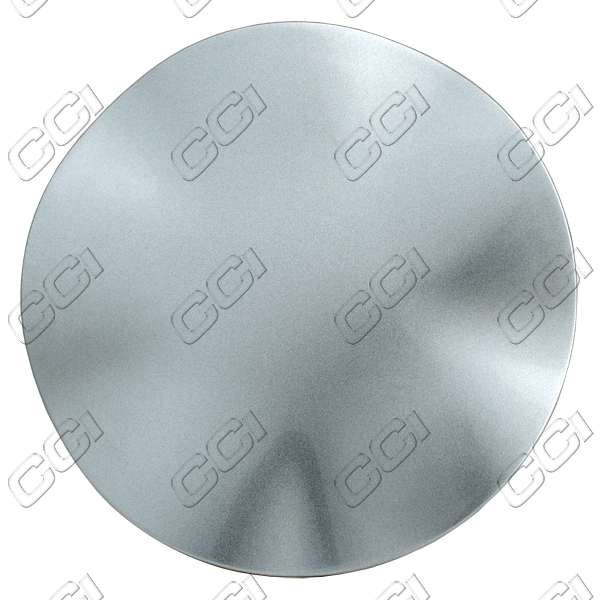 Chevrolet Malibu  2006-2008 , Brushed Aluminum Wheel Center Caps