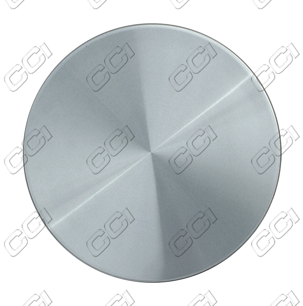 Chevrolet Lumina  1995-2000 , Brushed Aluminum Wheel Center Caps