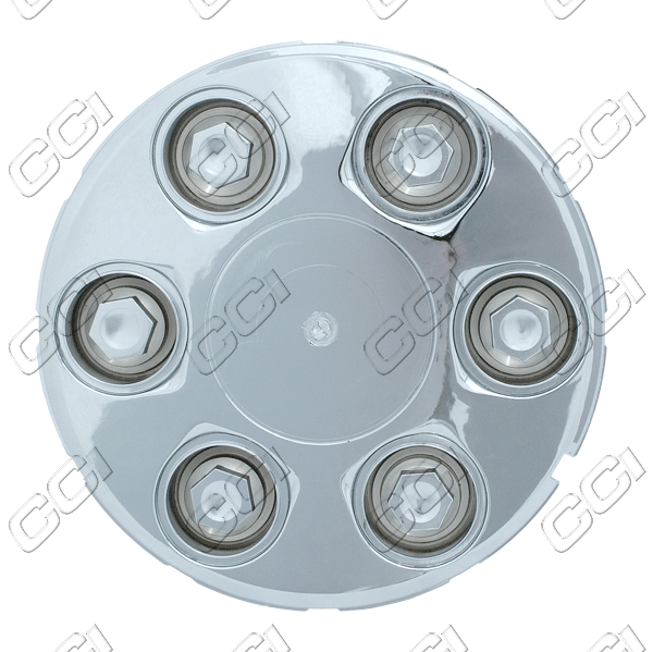 Chevrolet Astro  2003-2005 , Chrome Wheel Center Caps