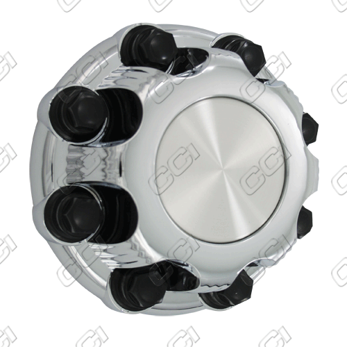 Chevrolet Silverado  2001-2007 , Chrome Wheel Center Caps