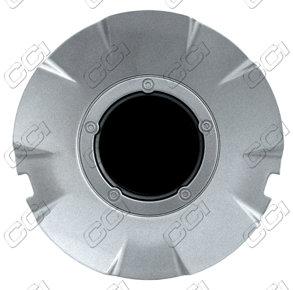 Chevrolet Silverado  2004-2011 , Silver Wheel Center Caps