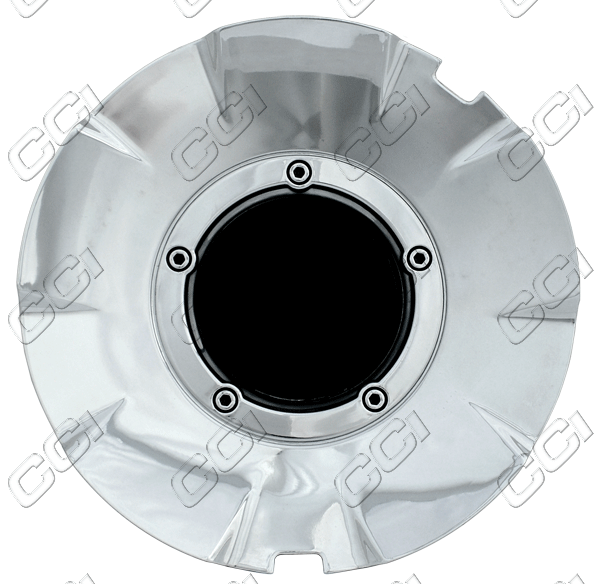 Chevrolet Silverado  2004-2011 , Chrome Wheel Center Caps