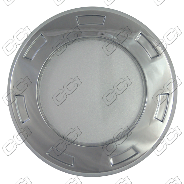 Cadillac Escalade  2007-2013 , Chrome Wheel Center Caps