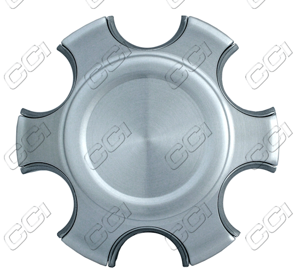 Toyota 4 Runner  2003-2006 , Silver Wheel Center Caps