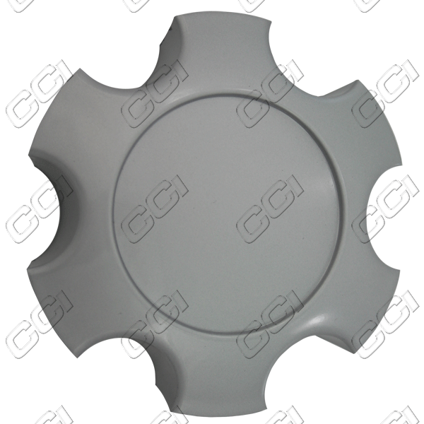 Toyota Sequoia  2003-2007 , Silver Wheel Center Caps