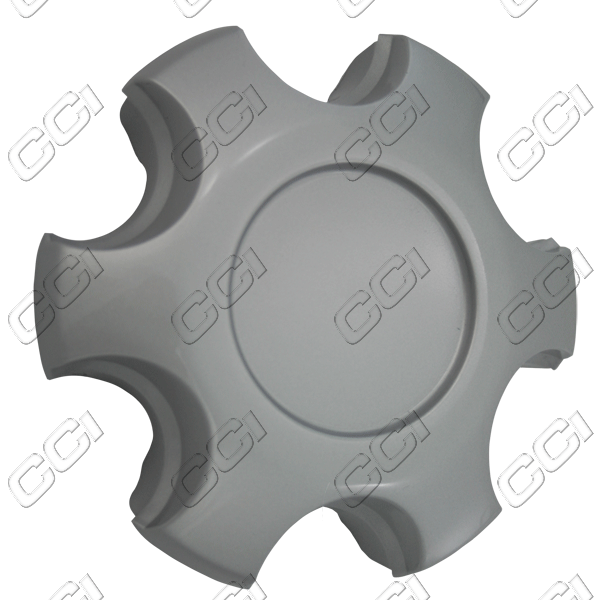 Toyota Tacoma  2005-2010 , Silver Wheel Center Caps