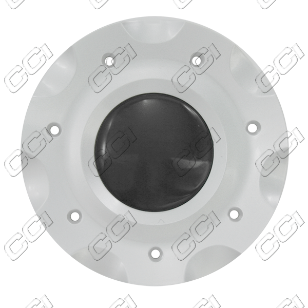Volkswagen Golf  2006-2009 , Silver Wheel Center Caps