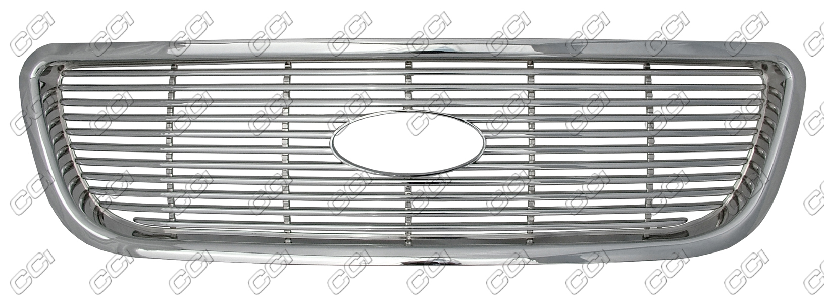 Ford F150  1999-2003  Chrome Front Grille