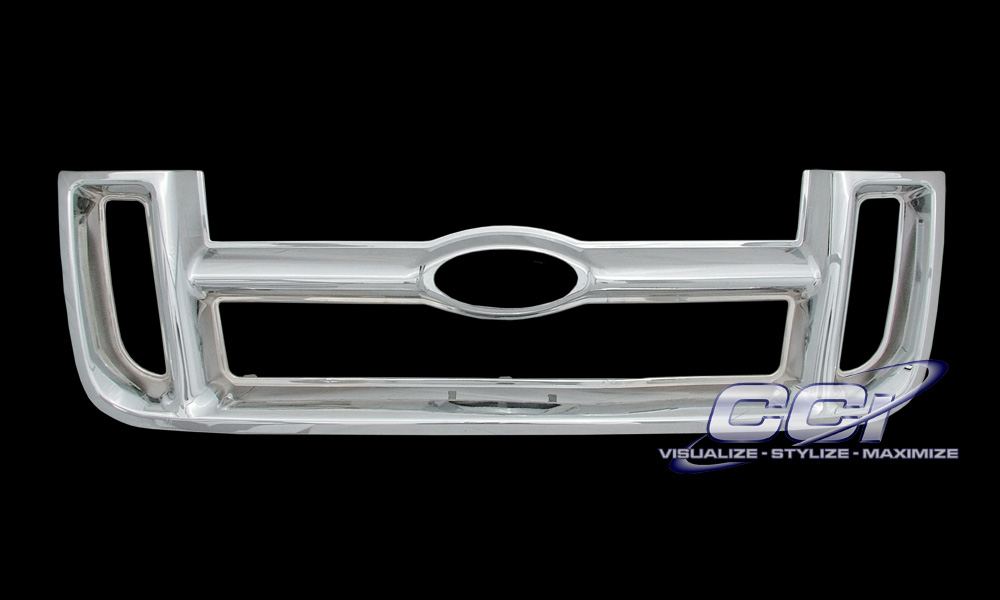 Ford Explorer Sport 2002-2005 Chrome Grill Insert