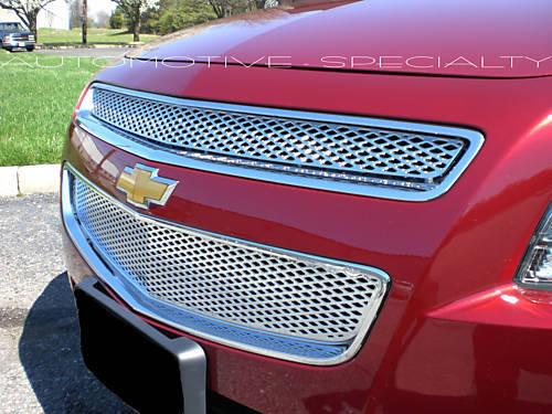 Chevrolet Malibu Ls, 1lt, 2lt 2013-2013 Chrome Front Grille Overlay