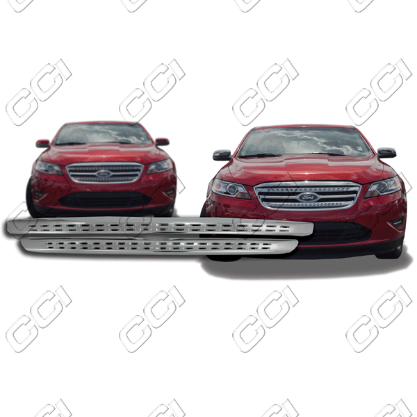 Ford Taurus Se, Sel, Sho, Limited 2010-2012 Chrome Front Grille Overlay