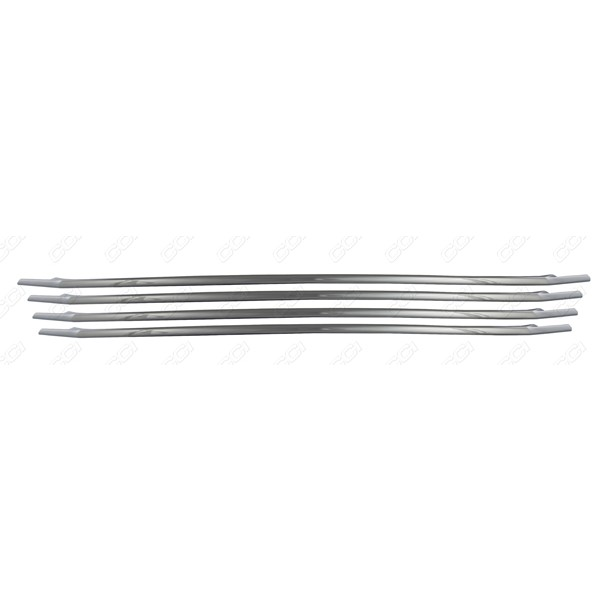 Toyota Camry L, Le, Xle 2012-2013 Chrome Front Grille Overlay Lower Grill Center