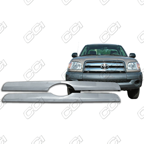 Toyota Tundra Regular Cab 2003-2006 Chrome Front Grille Overlay