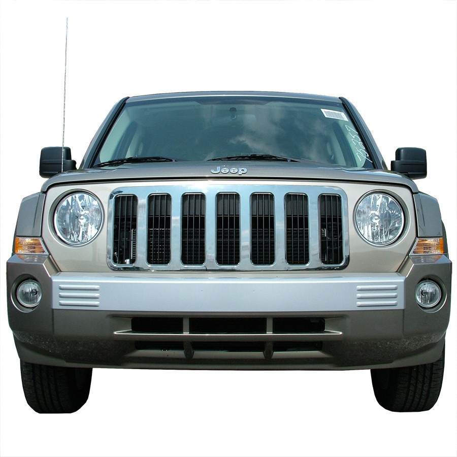 Jeep Commander 2007-2008 Chrome Grill Insert