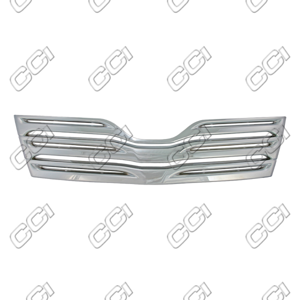 Toyota Venza  2009-2011 (upper Only) Chrome Front Grille