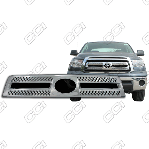 Toyota Tundra Base, Sr5 2010-2013 Chrome Front Grille Overlay