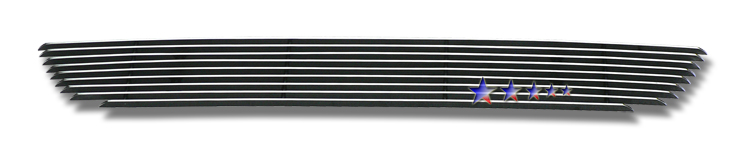 Jeep Grand Cherokee SRT8 2009-2010 Polished Lower Bumper Aluminum Billet Grille