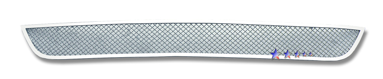 Jeep Grand Cherokee SRT8 2009-2010 Chrome Lower Bumper Mesh Grille