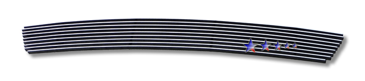 Kia Optima  2009-2010 Polished Lower Bumper Aluminum Billet Grille