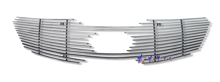 Kia Sorento  2011-2012 Polished Main Upper Aluminum Billet Grille
