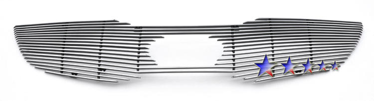 Kia Optima Hybrid 2011-2012 Polished Main Upper Aluminum Billet Grille