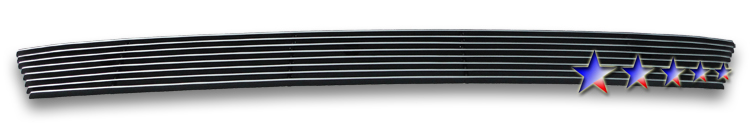 Kia Optima  2011-2012 Polished Lower Bumper Aluminum Billet Grille