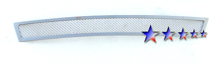 Kia Forte Koupe 2010-2012 Chrome Lower Bumper Mesh Grille