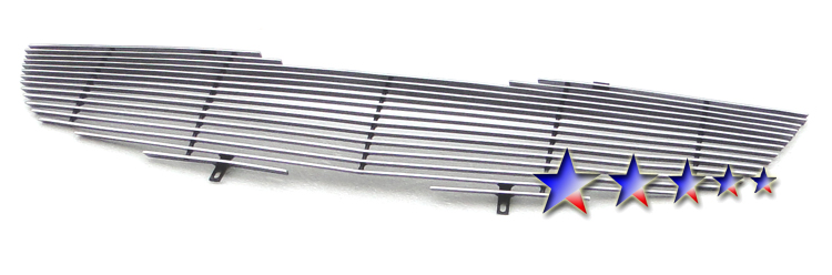 Kia Sportage  2011-2012 Polished Main Upper Aluminum Billet Grille