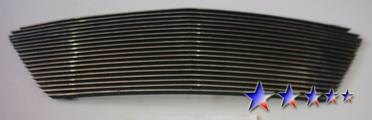 Kia Sorento  2003-2006 Polished Main Upper Stainless Steel Billet Grille