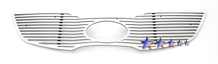 Kia Sportage  2011-2012 Polished Main Upper Perimeter Grille