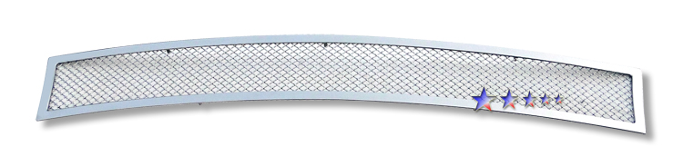 Lincoln Mkx  2007-2010 Chrome Lower Bumper Mesh Grille
