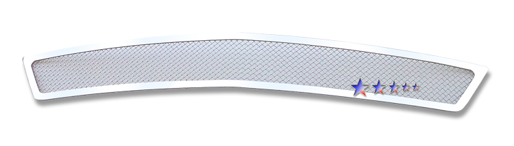 Lincoln Mks  2009-2010 Chrome Lower Bumper Mesh Grille