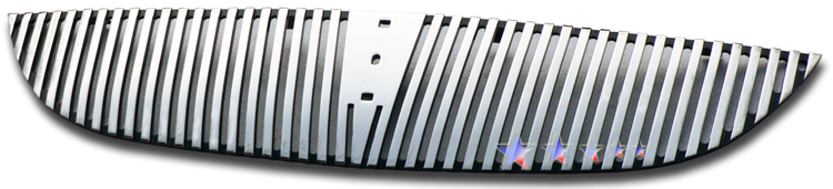 Lincoln Ls  2000-2002 Polished Main Upper Perimeter Grille