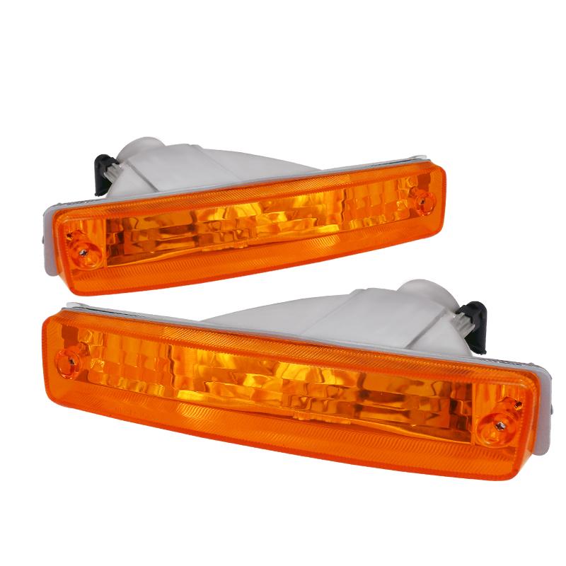 Honda Crx 1990-1991 Amber Bumper Lights