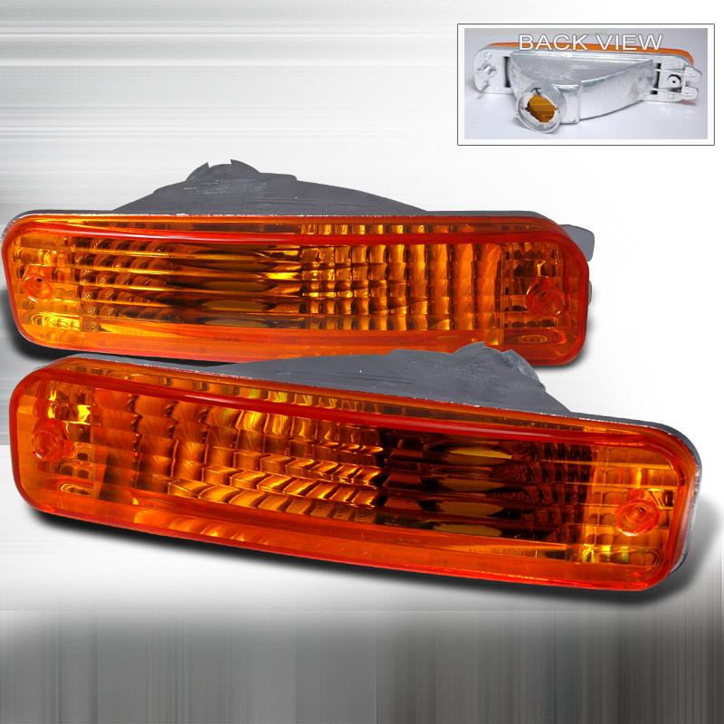 Acura Integra 1990-1991 Amber Bumper Lights