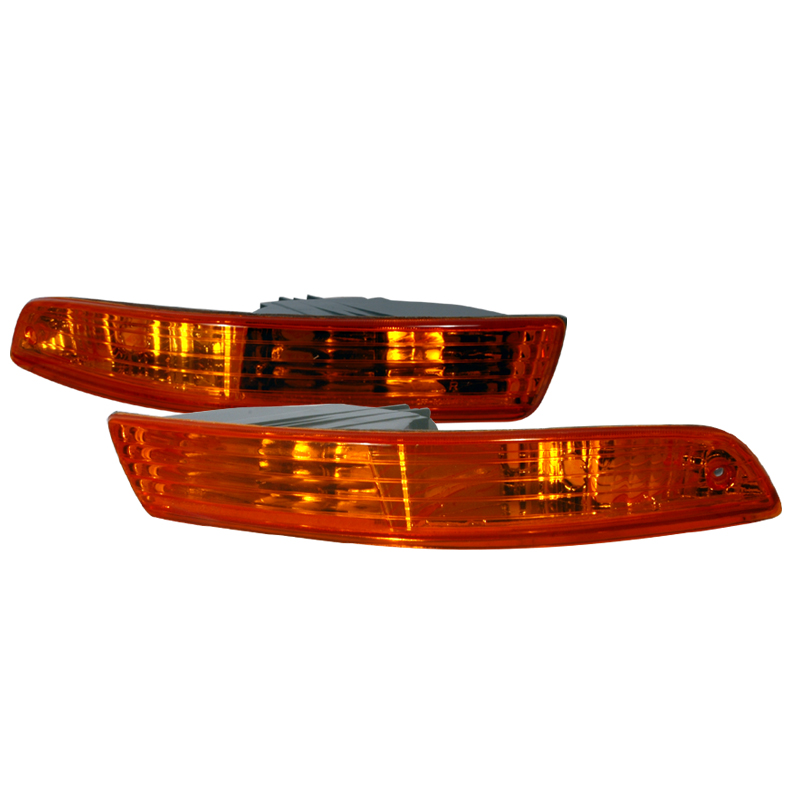 Acura Integra 1994-1997 Amber Bumper Lights By Spec-D