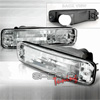 Acura Integra 90-93 Clear Bumper Lenses